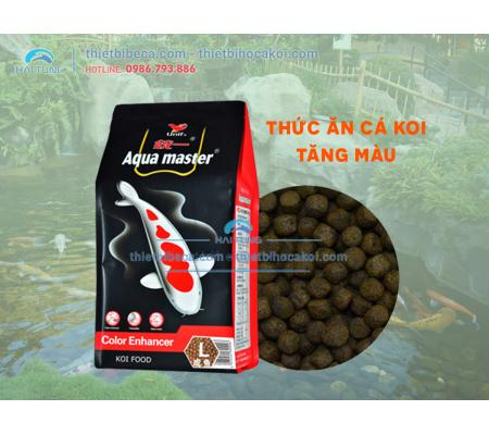 Thức ăn cá KOI tăng màu Aquamaster Colour Enhancer(5kg)