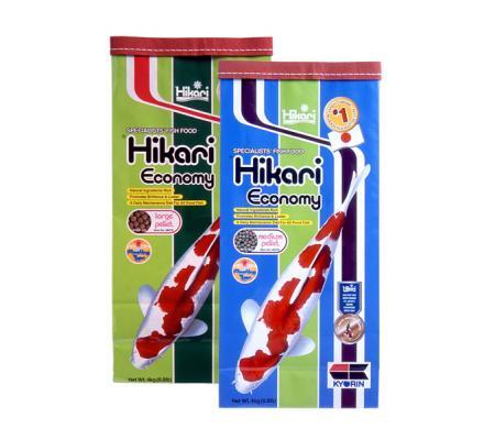 Thức ăn cá Koi Hikari Economy bao 16kg