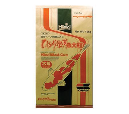 Thức ăn cá Koi Hikari Wheat Germ bao 15kg