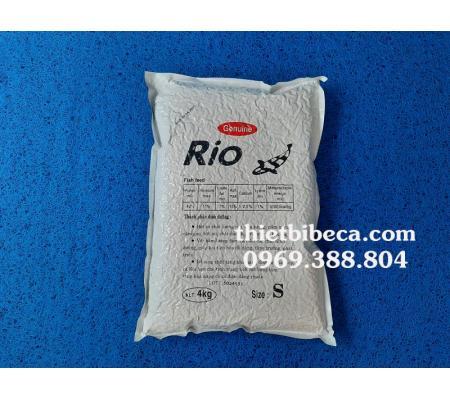 Thức Ăn Cá Koi Rio 4kg