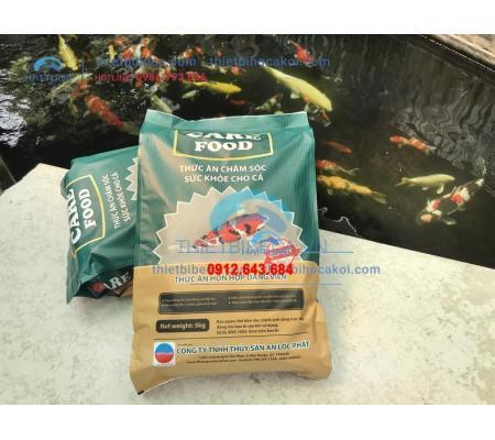 Thức Ăn Cá Koi Tăng Màu Care Food Growth Color 5kg