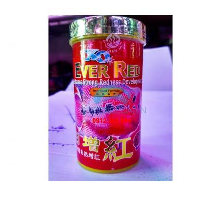 Thức ăn cá La Hán XO Ever Red 120g