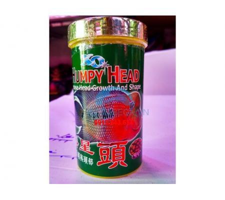 Thức ăn cá La Hán XO Humpy Head 120g