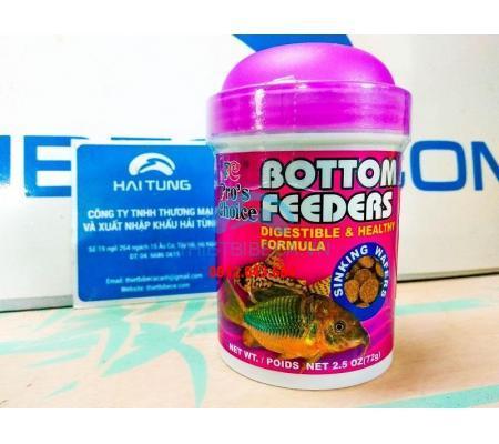 Thức ăn cá tầng đáy Pro's Choice Bottom Feeders dạng hạt 72g