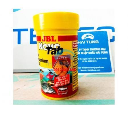 Thức ăn cá viên dán JBL 60g